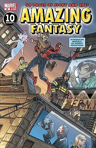 Amazing Fantasy (2004-2006) No.15