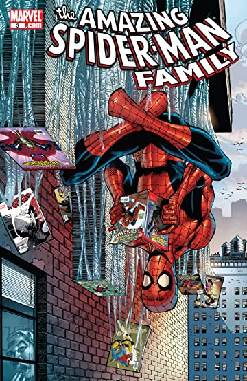 Amazing Spider-Man Family (2008-2009) #3