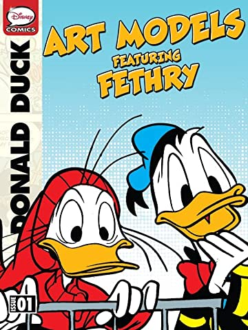 Donald and Fethry: Art Models