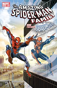 Amazing Spider-Man Family (2008-2009) #5