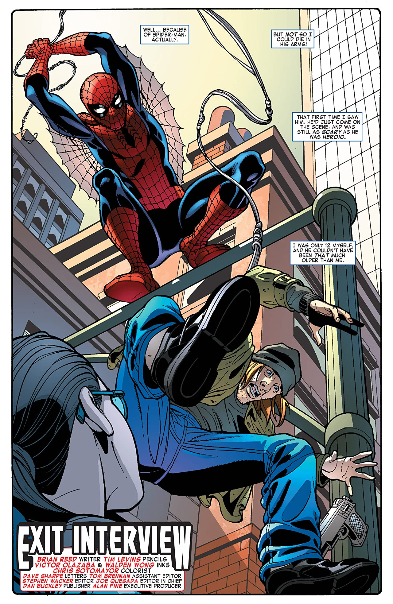 Amazing Spider-Man Family (2008-2009) #6
