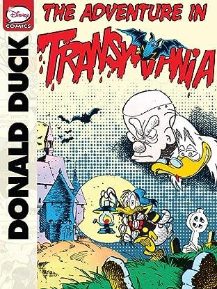 Donald Duck and the Adventure in Transylvania