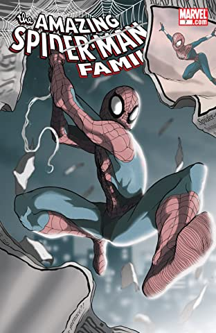 Amazing Spider-Man Family (2008-2009) #7