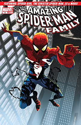 Amazing Spider-Man Family (2008-2009) No.8
