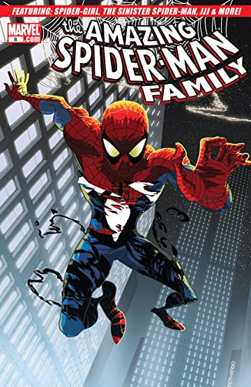 Amazing Spider-Man Family (2008-2009) #8