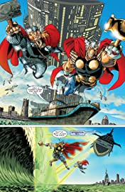 Beta Ray Bill: Godhunter (2009) #1 (of 3)