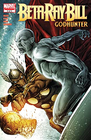 Beta Ray Bill: Godhunter (2009) #2 (of 3)