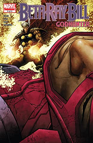 Beta Ray Bill: Godhunter (2009) #3 (of 3)