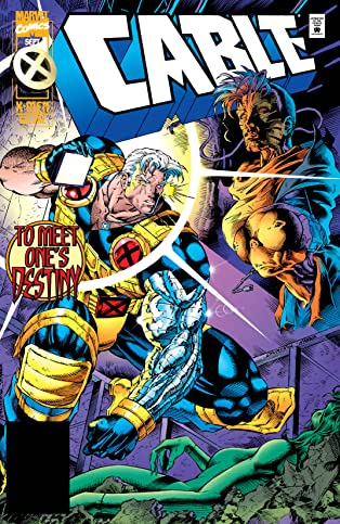 Cable (1993-2002) #23