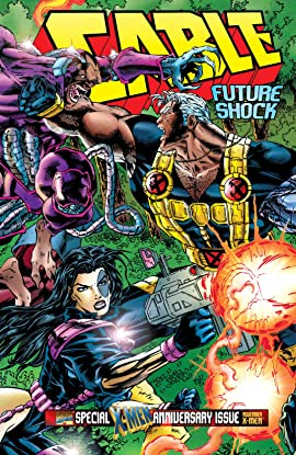 Cable (1993-2002) #25
