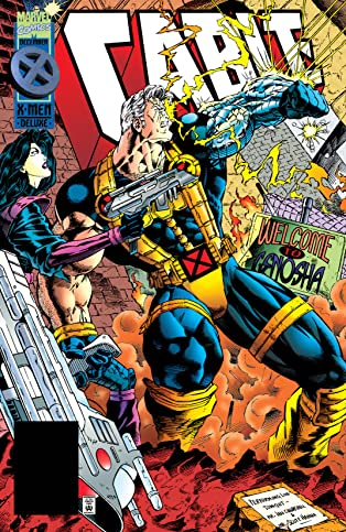 Cable (1993-2002) #26