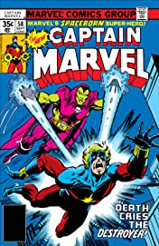 Captain Marvel (1968-1979) #58