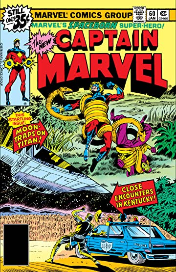 Captain Marvel (1968-1979) #60