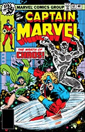 Captain Marvel (1968-1979) #61