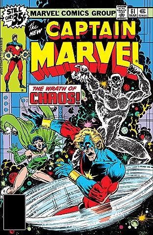 Captain Marvel (1968-1979) No.61