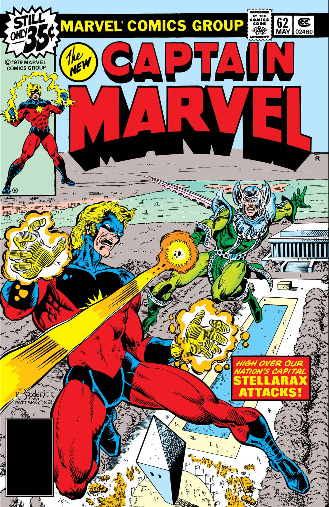 Captain Marvel (1968-1979) #62