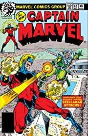 Captain Marvel (1968-1979) #62