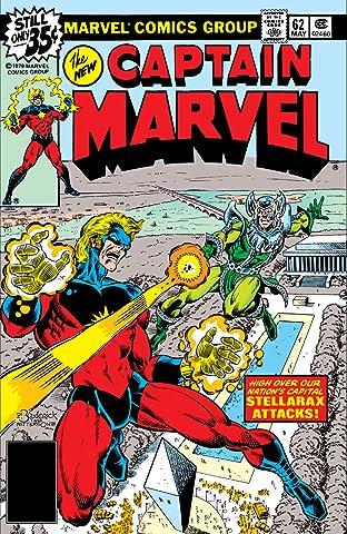 Captain Marvel (1968-1979) No.62
