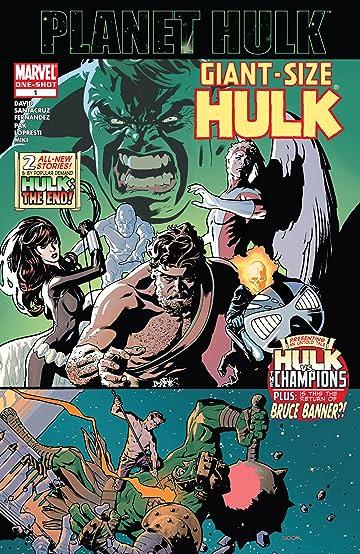 Giant-Size Hulk (2006) #1