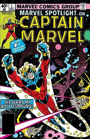 Marvel Spotlight (1979-1981) #1