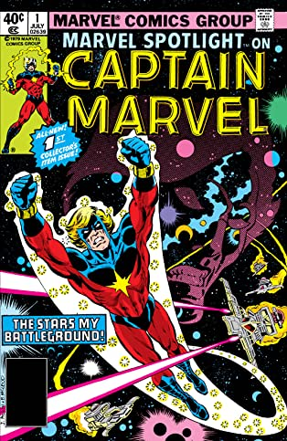 Marvel Spotlight (1979-1981) #1