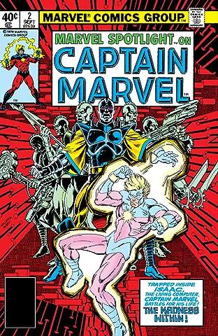 Marvel Spotlight (1979-1981) #2
