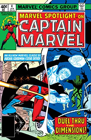 Marvel Spotlight (1979-1981) #4