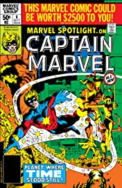 Marvel Spotlight (1979-1981) #8