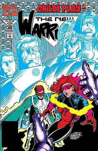 New Warriors (1990-1996) #45