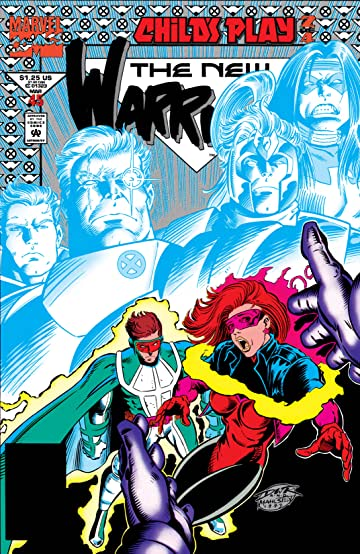 New Warriors (1990-1996) #45