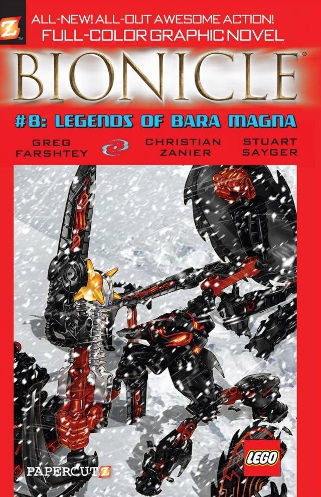 Bionicle Vol. 8: Legends of Bara Magna