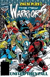 New Warriors (1990-1996) #46