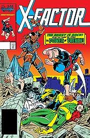 X-Factor (1986-1998) #4