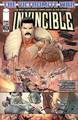 Invincible No.74