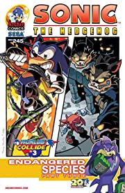 Sonic the Hedgehog #245