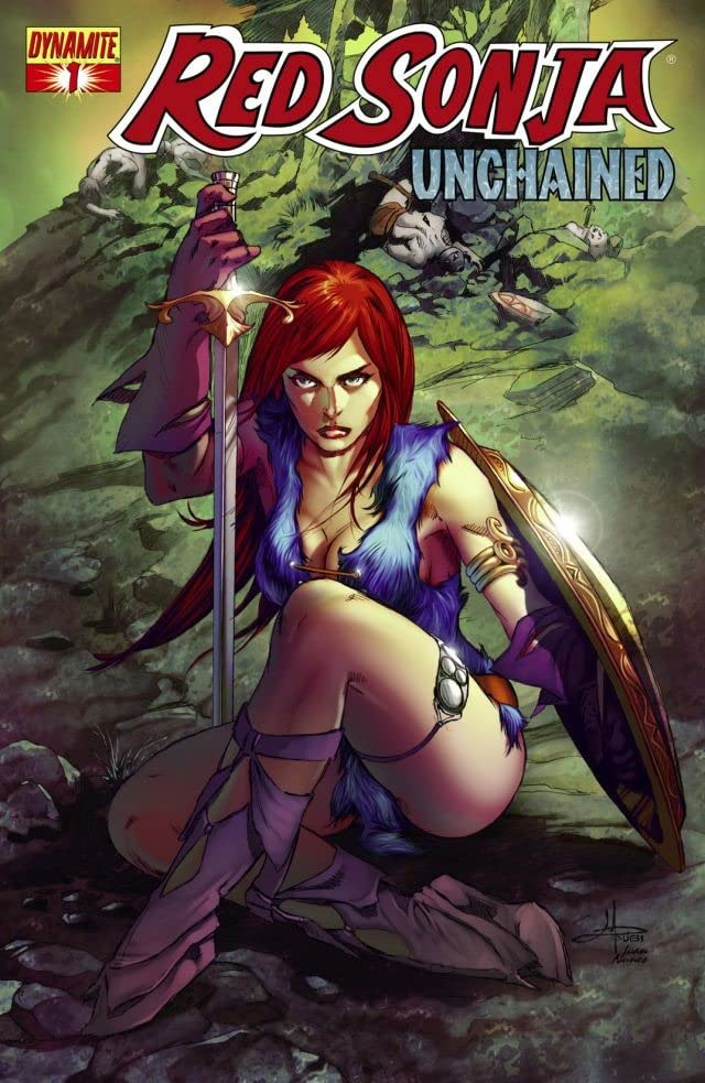 Red Sonja: Unchained #1 (of 4)