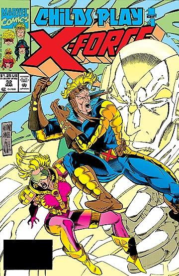 X-Force (1991-2002) #32