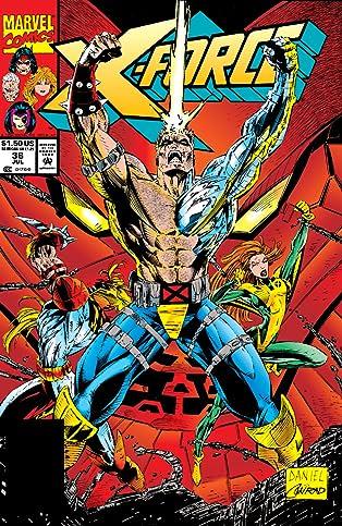 X-Force (1991-2002) #36