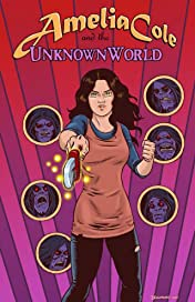 Amelia Cole #6: Unknown World Part 6