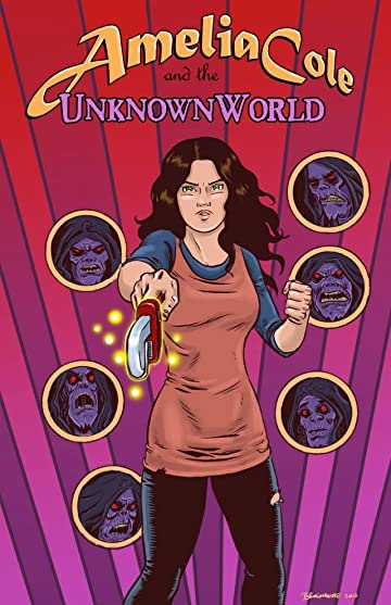 Amelia Cole #6: Unknown World Part 6
