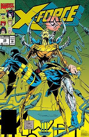 X-Force (1991-2002) #39