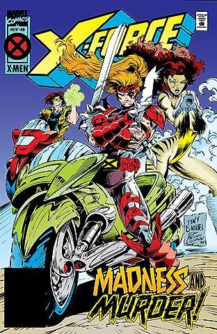 X-Force (1991-2002) #40