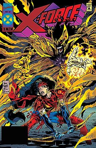 X-Force (1991-2002) #43