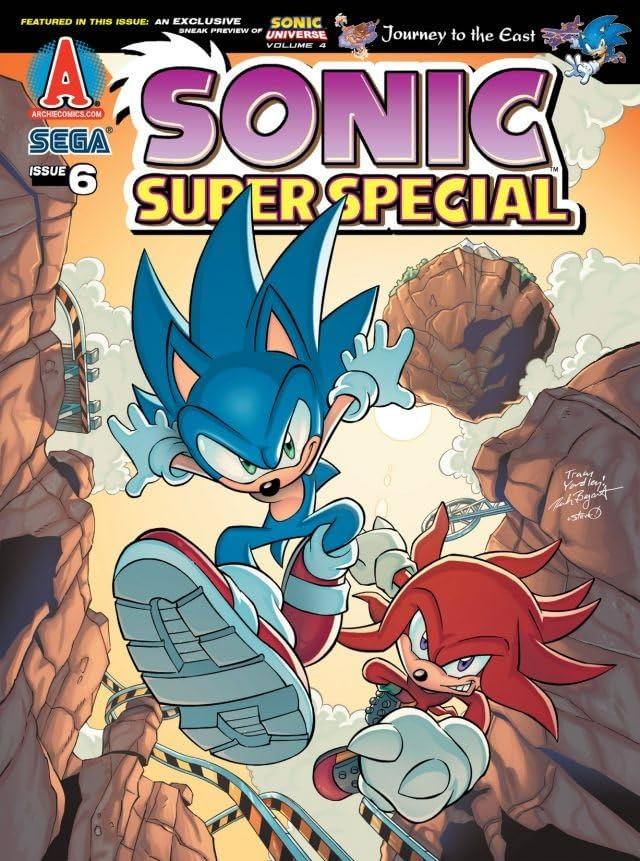 Sonic Super Special Magazine #6