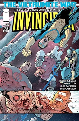 Invincible No.75