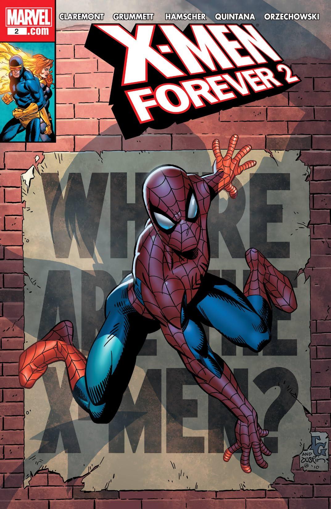 X-Men Forever 2 (2010-2011) #2