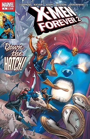 X-Men Forever 2 (2010-2011) #4