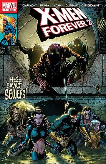 X-Men Forever 2 (2010-2011) #5