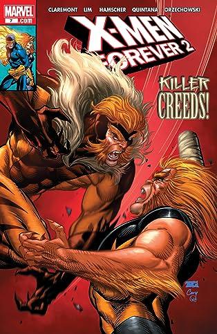 X-Men Forever 2 (2010-2011) #7