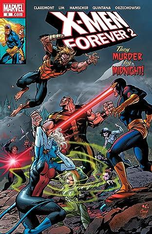 X-Men Forever 2 (2010-2011) #8